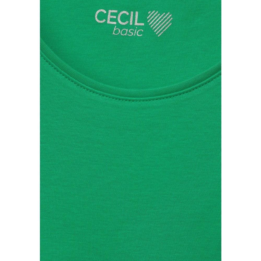 CecilBasicTshirtmedrundhals-01