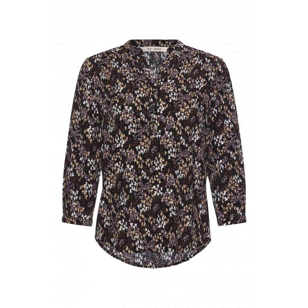 MAIA SHIRT RF Bluse