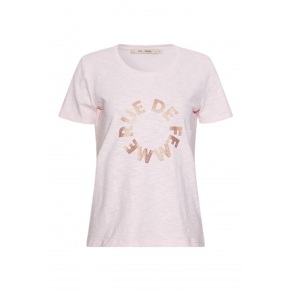 RUE LOGO TEE T-shirt RF