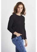 IN FRONT - MOON - 14642 Bluse