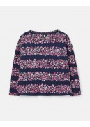 JOULES NAVY DITSY Bluse